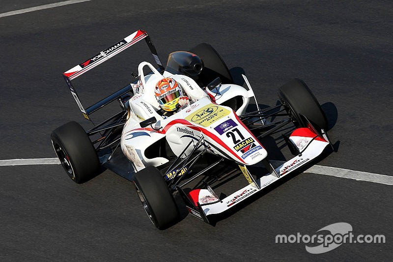 Maini satisfied with top 10 result in Macau