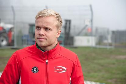 GP2 drive 'long way' off, says Rosenqvist