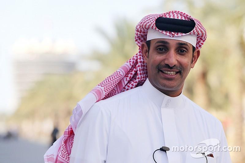 مُقابلة خاصة مع الشيخ سلمان بن عيسى آل خليفة على هامش سباق البحرين 6 ساعات