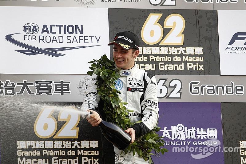 Leclerc says Macau result a vital boost mentally
