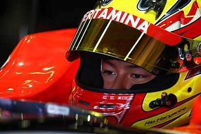 Manor confirme King et Haryanto pour les essais privés d'Abu Dhabi