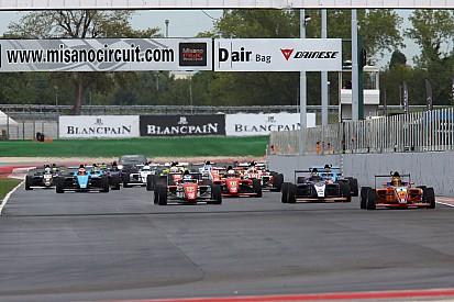 Ecco il calendario 2016 della Formula 4 Italiana