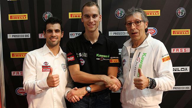 Jezek torna in Supersport con il team Go Eleven