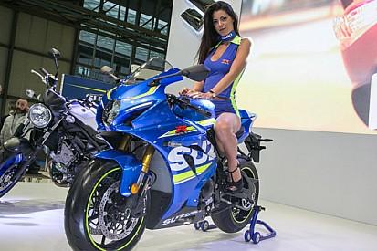 EICMA 2015: la nuova GSX-R regina tra le sportive