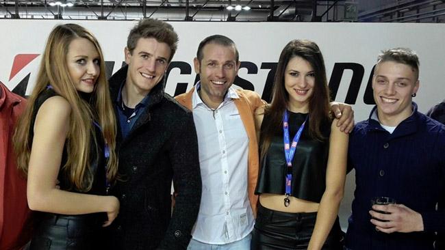 Bridgestone Challenge: i campioni premiati all'EICMA