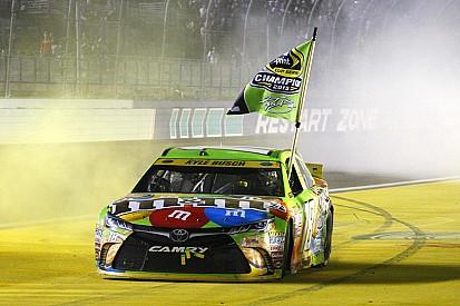 Fotostrecke: Der neue NASCAR-Champion Kyle Busch