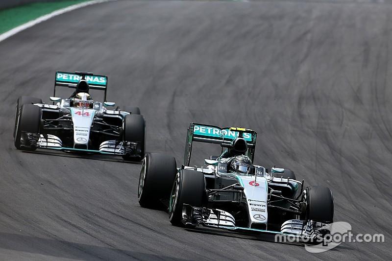 """Rosberg """"prêt"""" pour la bataille d'Abu Dhabi"""