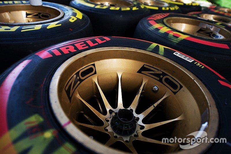 Pirelli 'ultrasoft' will only be used on street circuits