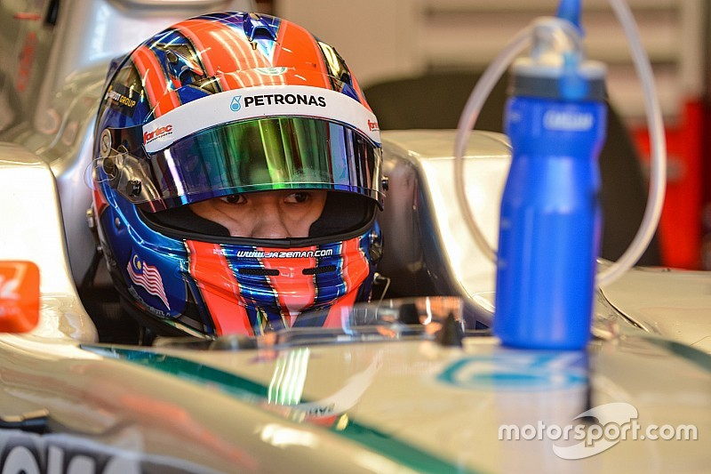 Jaafar, Coletti, Stanaway in Super Formula test at Suzuka