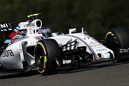 Williams ne veut plus être handicapé par les pneus en 2016