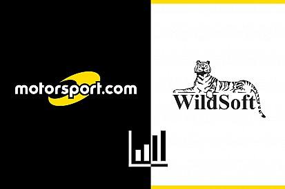 Motorsport.com erwirbt digitale Formel-1-Datenbank Wildsoft