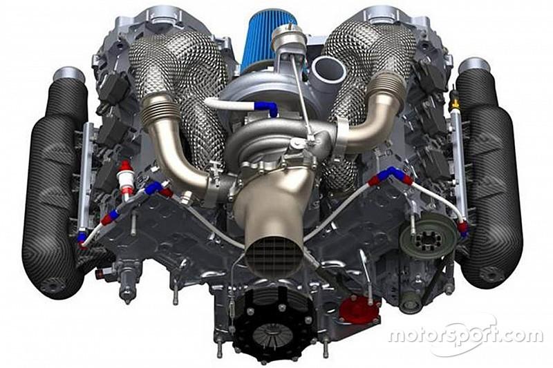 独家:Meachrome参与F1独立引擎竞标