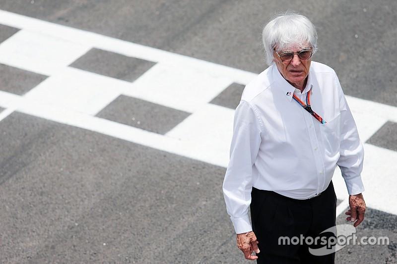 """Bernie: """"Valentino in F.1 sarebbe stato squalificato"""""""