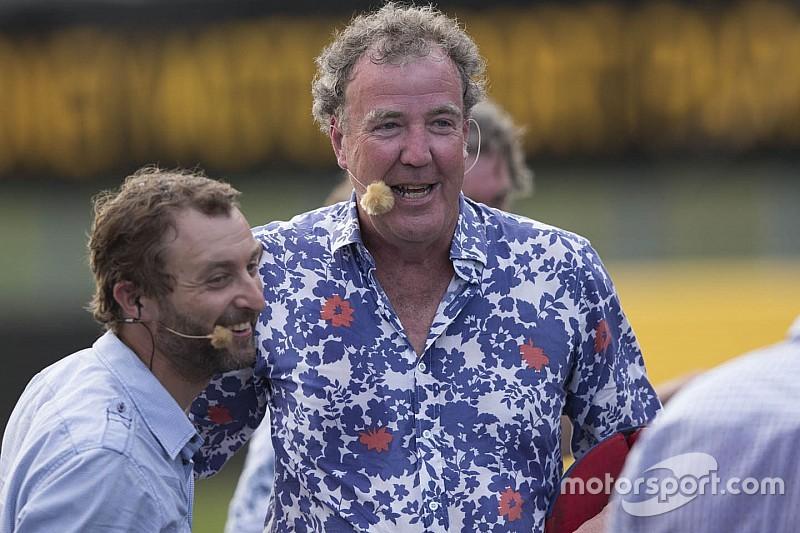 Opvallend: BBC geeft Jeremy Clarkson hoofdrol in kerstspecial Top Gear