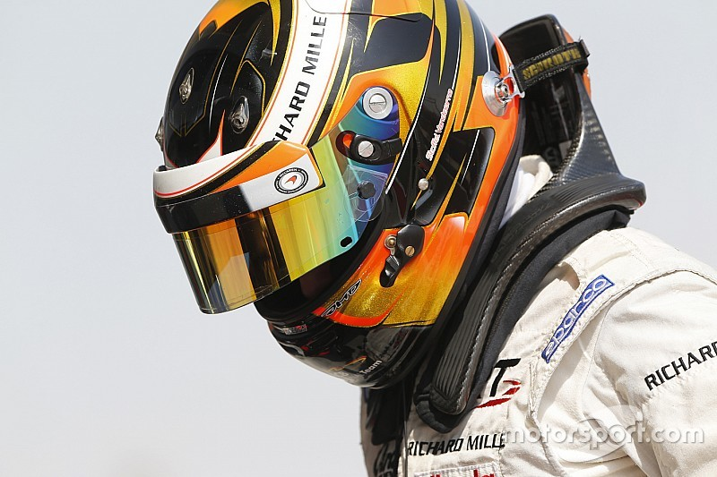 Engine trouble hampers Vandoorne's debut Super Formula test