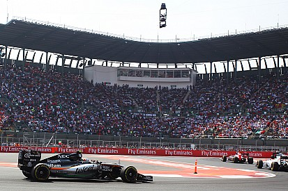 بيريز ينادي بنقل سباق المكسيك ليكون الجولة الأخيرة من الموسم