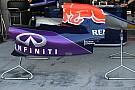 Red Bull: c'è un cofano motore tagliato per Ricciardo