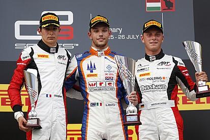 La saison 2015 vue par Ghiotto, Ocon, Kirchhöfer et Bernstorff