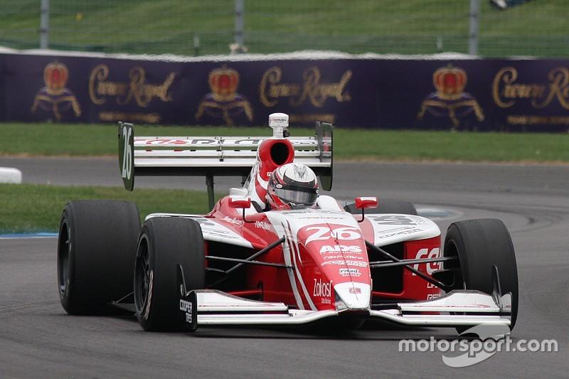 Veach torna in Indy Lights con Belardi Auto Racing