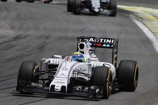 Massa - Williams n'a rien fait de mal à Interlagos