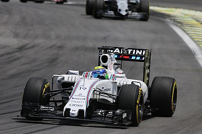 Massa - Williams n'a rien fait de mal à Interlagos