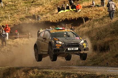 Lorenzo Bertelli con M-Sport nel WRC 2016