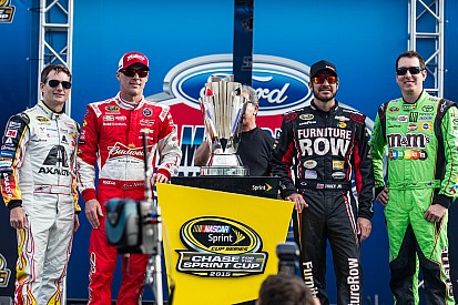 Top 10 moments from the 2015 NASCAR Sprint Cup season