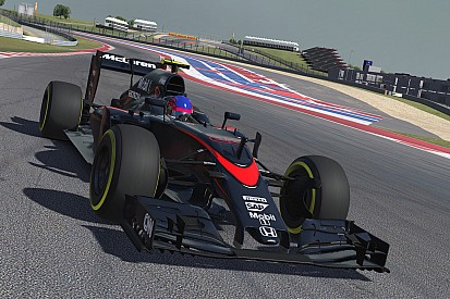 La McLaren MP4-30 bientôt dans iRacing
