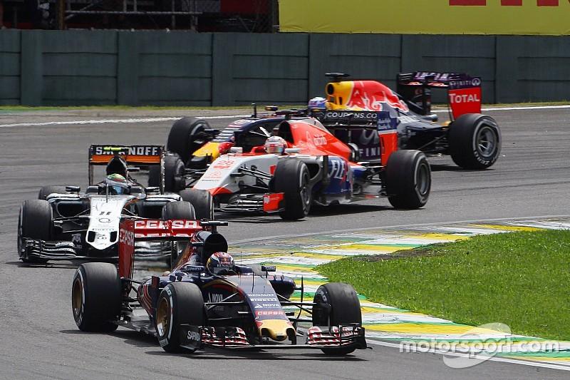 Das Aerodynamikkonzept für Formel-1-Saison 2017 steht fest