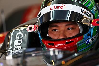 Fong en test avec Sauber pour un objectif précis