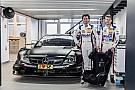 GT-Masters-Champions Asch/Ludwig erhalten Test im DTM-Mercedes