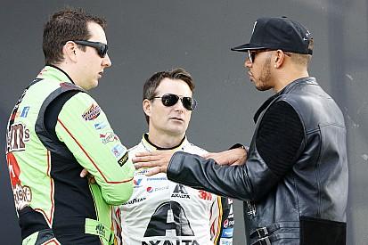Hamilton envisage une expérience en NASCAR
