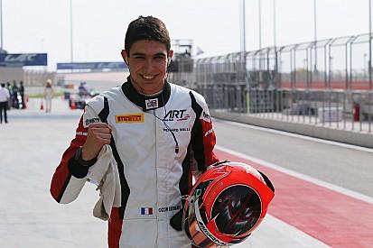 Ocon s'octroie la pole position et la tête du championnat!