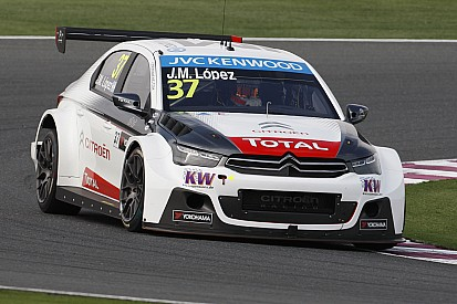 Qatar WTCC: Lopez clinches seventh pole of the season