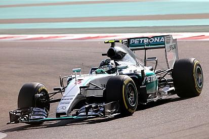 EL2 - Rosberg à l'aise en supertendres, Sainz accablé