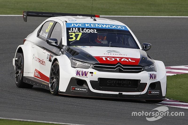 López logra su séptima pole de la temporada en Qatar