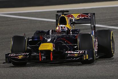 Troisième pole position de Gasly en GP2!