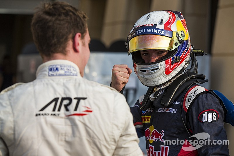 Abu Dhabi GP2: Gasly defeats Vandoorne to claim third pole