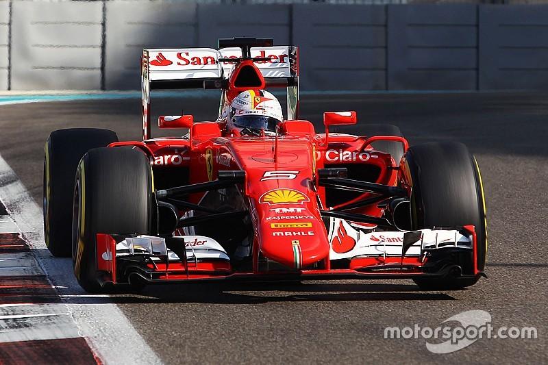 Sebastian Vettel baalt: 'Force India verrassend snel'