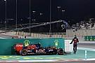 Problèmes techniques en pagaille pour Carlos Sainz
