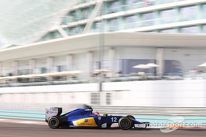 Nasr espera que Sauber acerte temperatura correta dos pneus