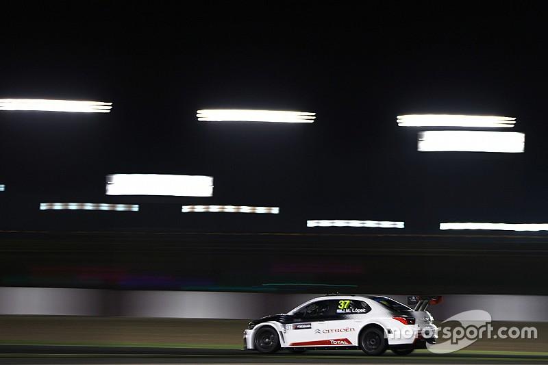 WTCC-Finale in Katar: Jose Maria Lopez siegt für Citroën