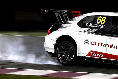 Qatar WTCC: Muller wins final race after Filippi collision