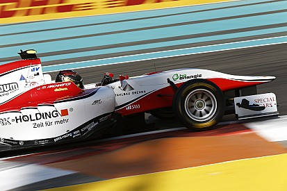 Abu Dhabi GP3: Kirchhofer wins penultimate race after Ocon penalty