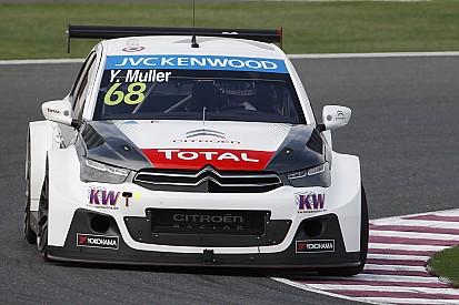 """Muller: """"Resto alla Citroën perché voglio il Titolo!"""""""