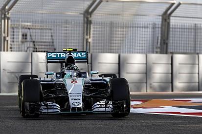 Abu Dhabi GP: Rosberg stays ahead of Hamilton in FP3
