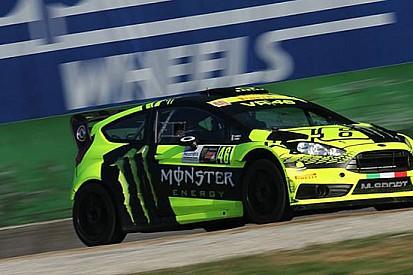 Monza Rally Show, PS4: Valentino prende il largo!