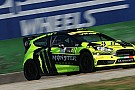 Monza Rally Show, PS4: Valentino prende il largo!