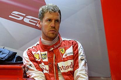 """Vettel: """"Un errore di strategia, non tecnico"""""""