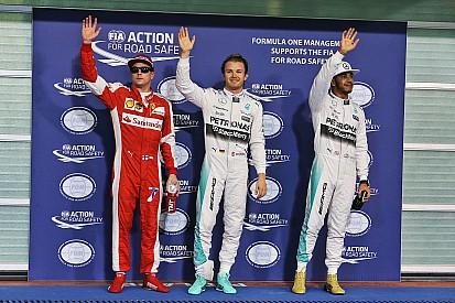 Imbatível, Rosberg crava sexta pole seguida; Massa é 8º